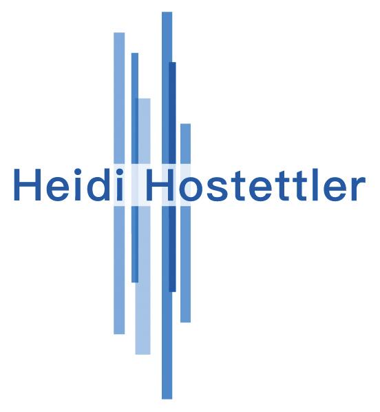 Heidi Hostettler, Logo